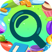 Find Hidden Objects Free Game icon