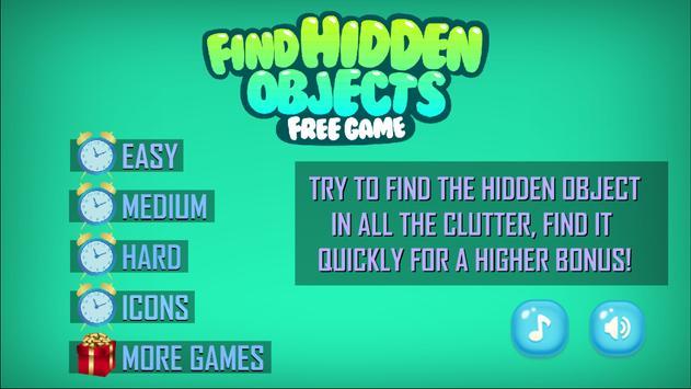 Find Hidden Objects Free Game screenshot 4