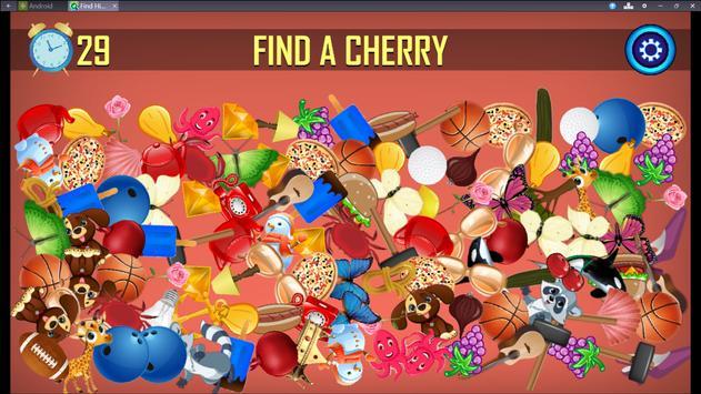 Find Hidden Objects Free Game screenshot 1
