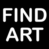 FIND ART - THE SHAZAM FOR PAINTINGS & ART PRINTS icon
