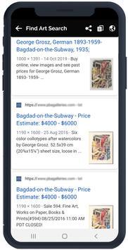 FIND ART - THE SHAZAM FOR PAINTINGS & ART PRINTS screenshot 3