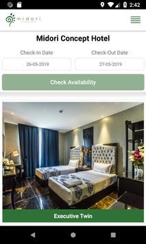 Midori Concept Hotel screenshot 2