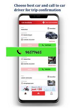 FindCab - Agent Driver Ride Sharing screenshot 2
