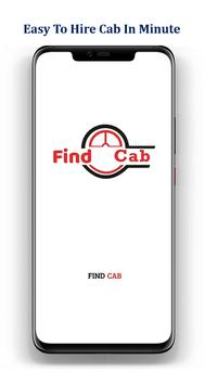 FindCab - Agent Driver Ride Sharing screenshot 4
