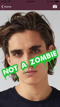 Zombie Identifier - Know the truth! screenshot 3