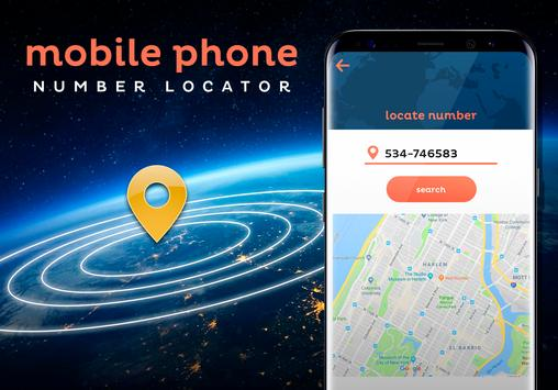 Phone Number Locator poster