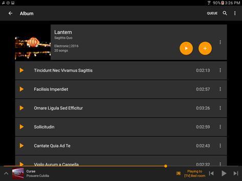 Hi-Fi Cast screenshot 8