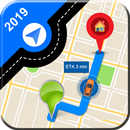 GPS Route Finder : Directions and Maps Navigation APK