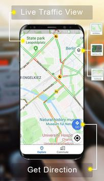 GPS Route Finder : Directions and Maps Navigation screenshot 5