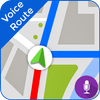 Voice Maps, GPS Navigation & Direction Guide icon