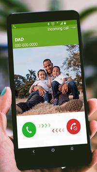 Fake call : Fake phone call pro screenshot 2