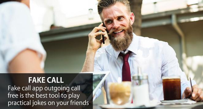 Fake call : Fake phone call pro screenshot 3