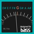 正確な低音のチューナー - Chromatic Bass Tuner