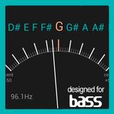 Fine Bass Tuner - Chromatic Bass Tuner