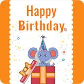 Happy Birthday GIF Wish & Greeting GIF Collection icon