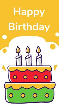 Happy Birthday GIF Wish & Greeting GIF Collection screenshot 5