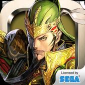 三國志大戰M—SEGA正版授權 icon