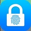 Bloqueio de aplicativos-Senha de impressão digital ícone