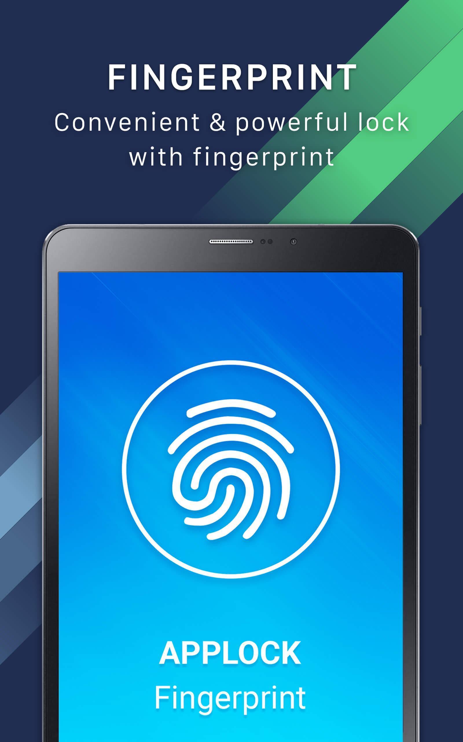 App Lock Fingerprint Password For Android Apk Download