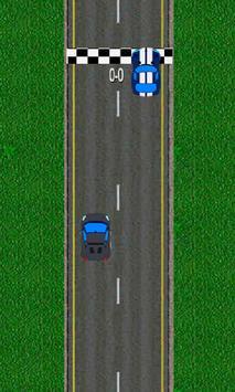 Finger Car Race poster