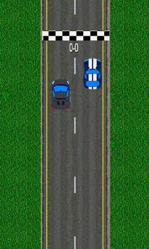 Finger Car Race screenshot 1