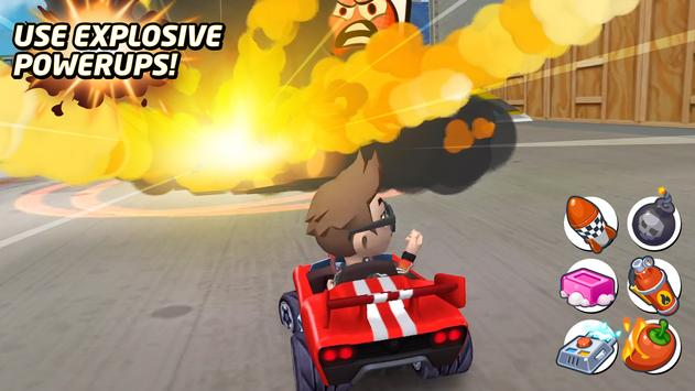 Boom Karts screenshot 1