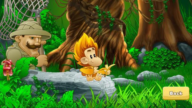 3 Schermata Benji Bananas Adventures