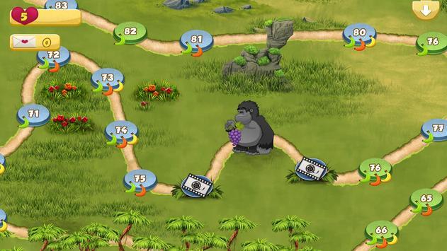 Benji Bananas Adventures imagem de tela 1