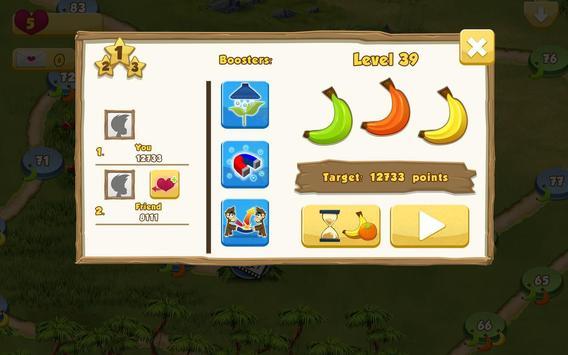 Aventures de Benji Bananas capture d'écran 14