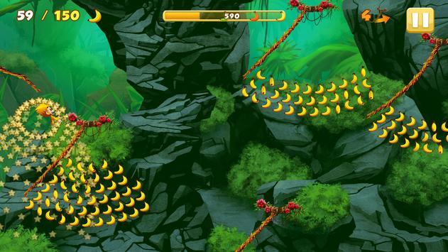4 Schermata Benji Bananas Adventures