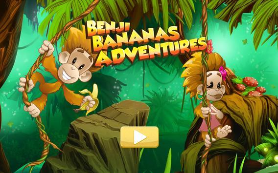 8 Schermata Benji Bananas Adventures