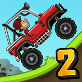 Hill Climb Racing 2 ícone