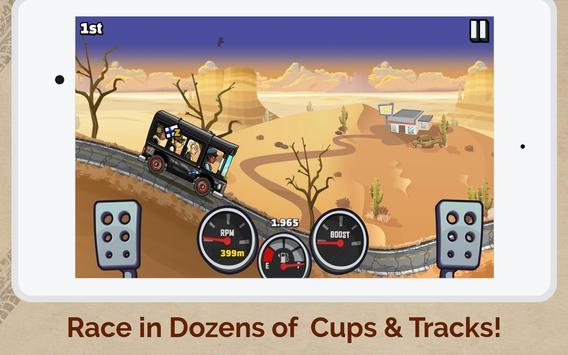 Hill Climb Racing 2 captura de pantalla 14