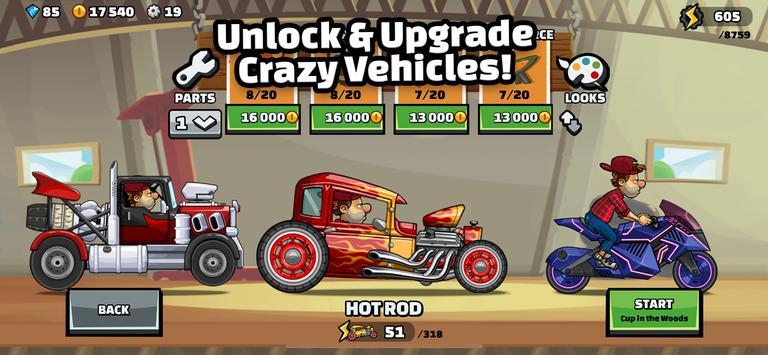Hill Climb Racing 2 screenshot 18