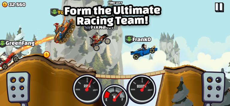 Hill Climb Racing 2 screenshot 20