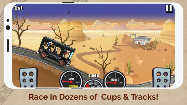 Hill Climb Racing 2 screenshot 2