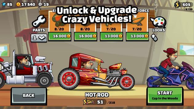 Hill Climb Racing 2 screenshot 2