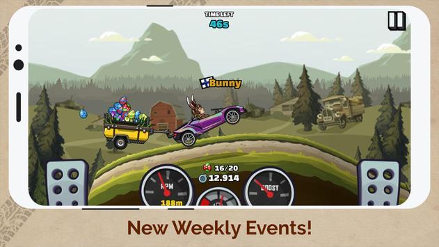 Hill Climb Racing 2 截圖 4