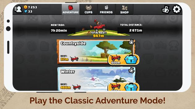 Hill Climb Racing 2 screenshot 5