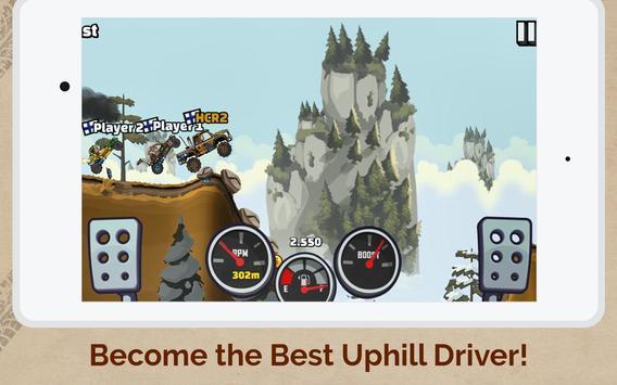 Hill Climb Racing 2 captura de pantalla 9