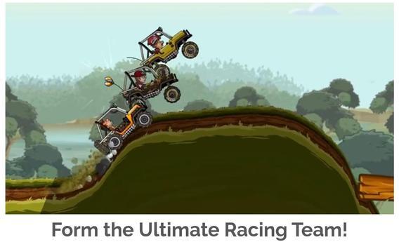 Hill Climb Racing 2 Ekran Görüntüsü 9