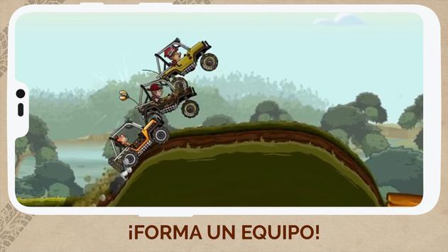Hill Climb Racing 2 captura de pantalla 3