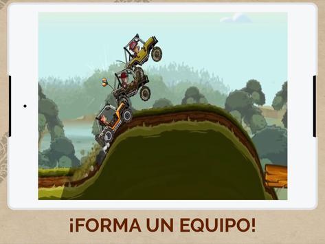 Hill Climb Racing 2 captura de pantalla 13