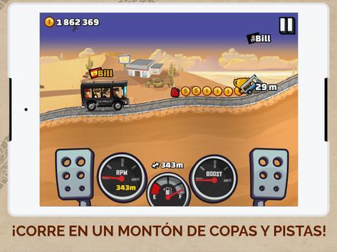 Hill Climb Racing 2 captura de pantalla 7