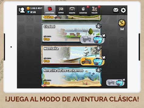 Hill Climb Racing 2 captura de pantalla 8