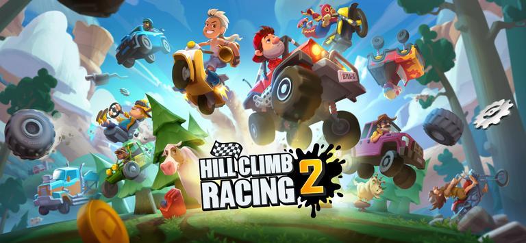 Hill Climb Racing 2 скриншот 15
