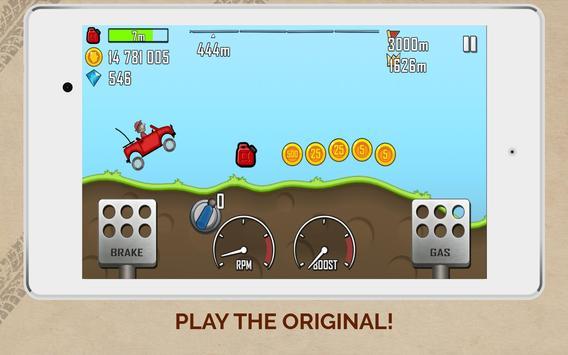 Hill Climb Racing captura de pantalla 10