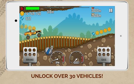 Hill Climb Racing screenshot 11