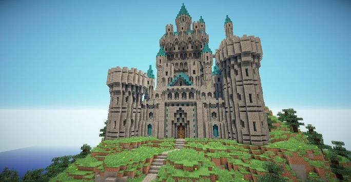 Mapas de Minecraft Poster