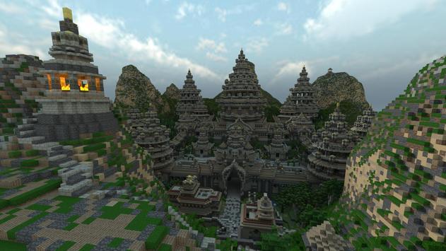 Mapas de Minecraft captura de pantalla 2